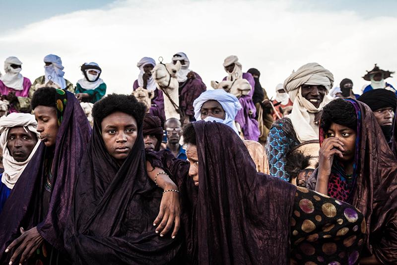 En plus des locaux, des touristes étrangers, y compris des Occidentaux, faisaient le déplacement il y a encore quelques pour assister au spectacle. C'était avant la montée de l'insécurité dans le Sahel.