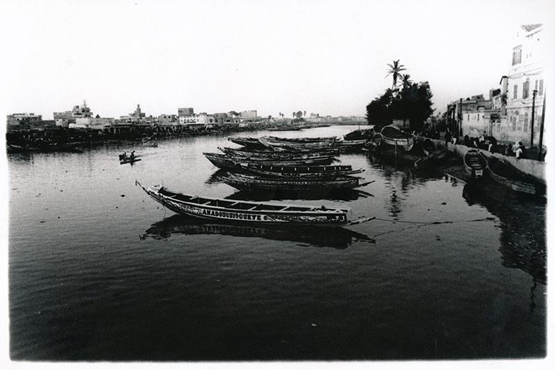Sans titre. Série 'Vagabondage'. Saint-Louis, Sénégal. 2014.