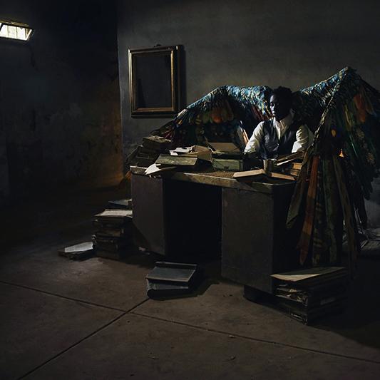 Malaïka Dotou Sankofa #2 bis © Laeïla Adjovi/ Loïc Hoquet
